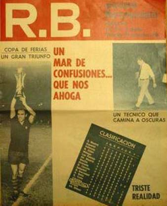 1972 Barcelona FC Barcelona1971-72 Inter-Cities Fairs Cup Playoff 22-9-71