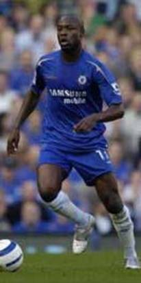 2003 Chelsea William Gallas 1